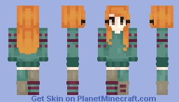 It's Beginning to Look A Lot like Christmas (Wouter's STC) Minecraft Skin
