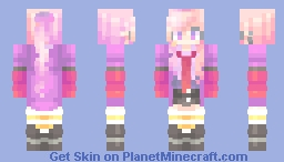 All This Time Minecraft Skin