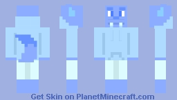 Idk wat to call him Minecraft Skin