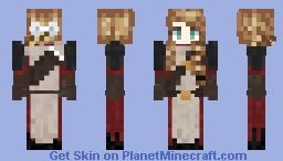 Befana_Uniform_Ephalion Minecraft Skin