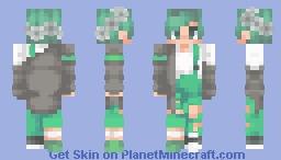 Mistful Willow Minecraft Skin