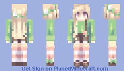 clara - oc Minecraft Skin