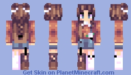 CONTEST! - OC To Be Won! Minecraft Skin