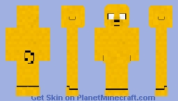 Jake   Adventure Time Minecraft Skin
