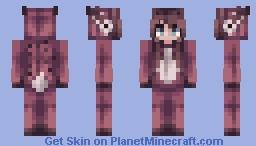 deer santa Minecraft Skin