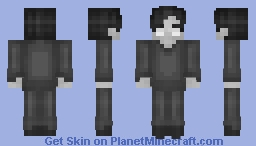 Darkness [Terraria skins by Meo ;3] Minecraft Skin