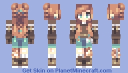 Don't Let Me Down Minecraft Skin