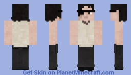 Carl Grimes [Issue 127] // The Walking Dead Comic Minecraft Skin