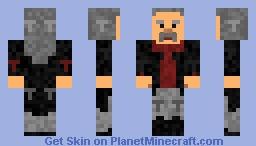 Hardcore emo priest trust Minecraft Skin