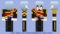 Ichigo Hitofuri (Touken Ranbu) Minecraft Skin