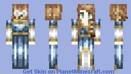 Befana_Dress Minecraft Skin