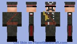 Field Marshal Joseph Pilsudski - Patriotic #2 Minecraft