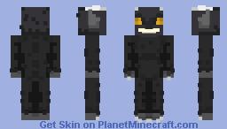 Cuphead - The Devil Minecraft Skin