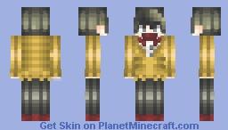 """🌸いかないで。。🌸 [""""Ikanaide"""" VOCALOID] Minecraft Skin"""