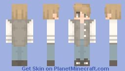 •Mark Chase• Minecraft Skin