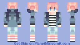 ㅇ.Sring day|Jimin.ㅇ Minecraft Skin