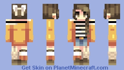 i'm stuck . fs Minecraft Skin