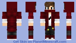 Jared Minecraft Skin