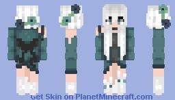 EMN girl Minecraft Skin