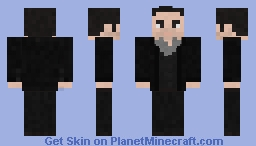 Lucifer MorningStar Minecraft Skin
