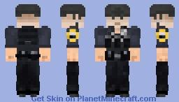 NYPD Counter-Terrorism Unit (Request) Minecraft Skin