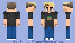 In My Head [Requested] Minecraft Skin