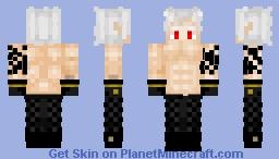 Eve イヴ (NieR:Automata) Minecraft Skin