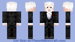 President Ignacy Moscicki - Patriotic #3 Minecraft