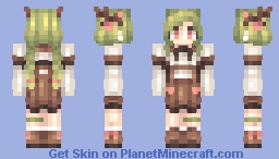 I'm quite fawnd of you my deer Minecraft Skin