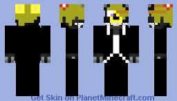 Pieces Jr Minecraft Skin