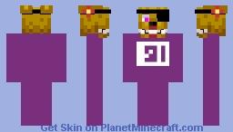 Spring Tori Minecraft Skin