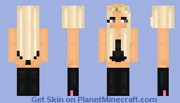 Nicki Minaj Attempt Minecraft