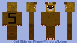 Ewok S Minecraft Skin