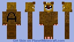 Ewok A Minecraft Skin