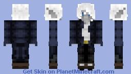 Bruce Everstone Minecraft Skin