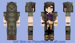 Xuejing Mai Minecraft Skin