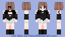 Always chasing after something☾ Minecraft Skin