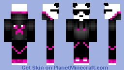 MLGPandaz Minecraft Skin