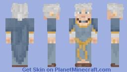 Slavi lady Minecraft Skin