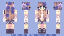 London Heart [Request] Minecraft Skin