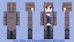 ~Another shading test | Sherlock Holmes~ Minecraft Skin