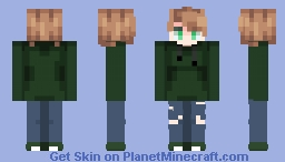 Oc - Phillip Minecraft Skin