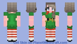 All I Want For Christmas - Request From Spooky Internet Minecraft Skin