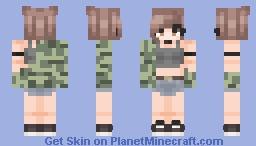Hiding In Plain Sight - Thank you! Minecraft Skin