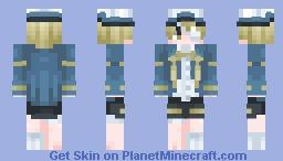 ♥мαηgℓє∂♥ Oliver Vocaloid - Vocaloid Series #1 Minecraft Skin