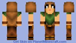 Katmar Passcol Civilian/Refugee Outfit Minecraft Skin