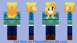 -Persona- Minecraft Skin