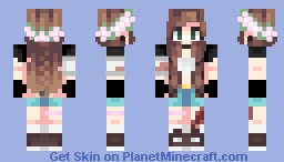 You and me~ (Credits to Umbra) Minecraft Skin