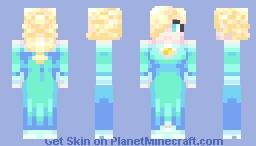 Rosalina (Mario) Minecraft Skin