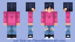 bts such legends omfg :/ Minecraft Skin